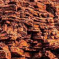 Sandstone Wall by Matt Dobson