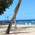 Sandy Beach by Raquel Amaral