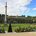 Sanssouci Garden by Carol Groenen