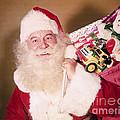 Santa Claus by Photo Researchers, Inc.