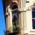 Santa Fe Window  by Vicki Lomay
