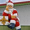 Santa Is Waiting For You by LeeAnn McLaneGoetz McLaneGoetzStudioLLCcom