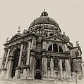 Santa Maria Della Salute Venice by Bill Cannon
