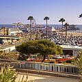Santa Monica by Ricky Barnard