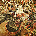 Santa's Vintage Memories by Toni Hopper