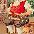Santa's Workshop by English School