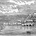 Santiago De Cuba, 1853 by Granger