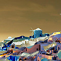 Santorini by Ilias Athanasopoulos