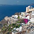 Santorini Lifestyle by Jim Chamberlain
