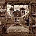 Santuario De Chimaya by Christine Hauber