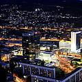 Sarajevo By Night by Marica Jukic