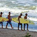 Satelite Beach by Shannon Harrington