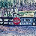 Saucon Creek Bridge - Closed by D L McDowell-Hiss