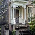 Savannah Doorway by Carla Parris