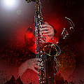 Sax World by Andrea Lawrence