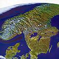 Scandinavia by Science Source