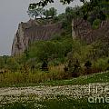 Scarborough Bluffs 2 by Grace Grogan