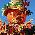 Scarecrow Boa by Susan Herber