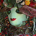 Scarecrow Bounty by Susan Herber