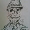 Scarecrow by Danny Merrifield