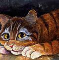 Scaredy Cat by Sherry Shipley