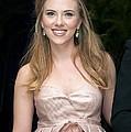 Scarlett Johansson Wearing A Miu Miu by Everett
