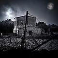Scary House by Stelios Kleanthous