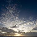 Scenic Sunset Over Malapascua Island by Tim Laman