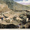 Schliemanns Excavation by Granger