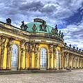 Schloss Sanssouci     Berlin by Jon Berghoff