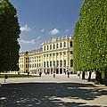 Schonbrunn Palace Vienna Austria by Jon Berghoff