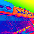School Bus by Gordon Dean II