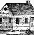 Schoolhouse, 18th Century by Granger