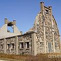 Schott Stone Barn by Lori Tordsen