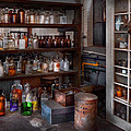Science - Chemist - The Secret Of Life by Mike Savad