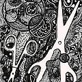 scissorS by Katey B