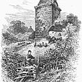 Scotland: Gilnockie Tower by Granger