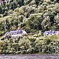 Scotland Homes by Chuck Kuhn