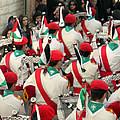 Scouts Parade by Munir Alawi