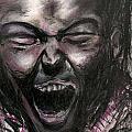 Scream by Gustavo Ramirez