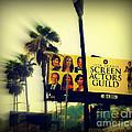 Screen Actors Guild In La by Susanne Van Hulst