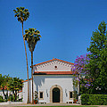 Scripps College Grounds by Steven Ainsworth