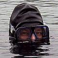 Scuba Diver  by Paul Ward
