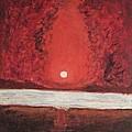 Sea And Moon by Sonali Gangane