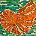Sea Shell by Susan Cliett