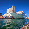 Seabourn Sojourn In Copenhagen. by Clare Bambers