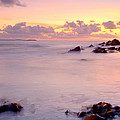 Seafield Sunset by Ann O Connell
