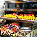 Seafood Market In Nice by Carla Parris
