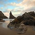 Seal Rock Oregon by Steve McKinzie