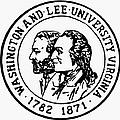 Seal: Washington & Lee by Granger